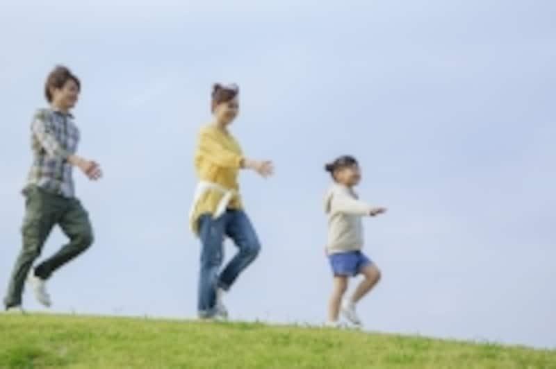 歩くことから寿命が予測できる!?