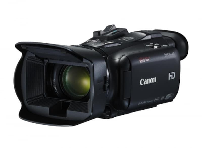 キヤノンフルハイビジョンビデオカメラ「HFG40」(市場価格:約16万円)