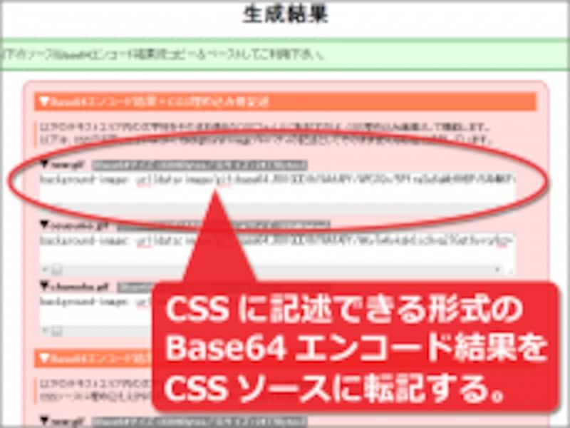 画像をBase64でエンコードした結果