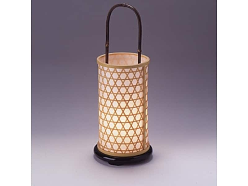 白竹目籠行灯undefined小