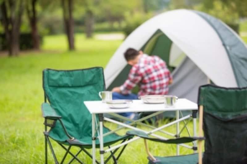 予約不要のキャンプ場はどう選ぶ?