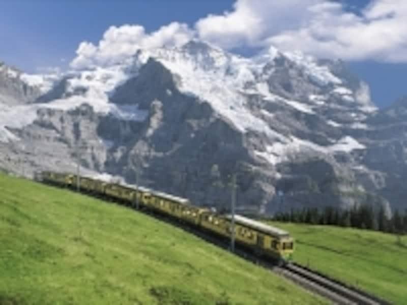 山岳交通機関イメージ