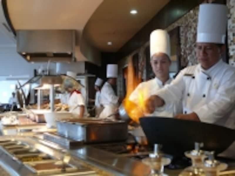 日本人に人気のビュッフェレストラン、スパイス