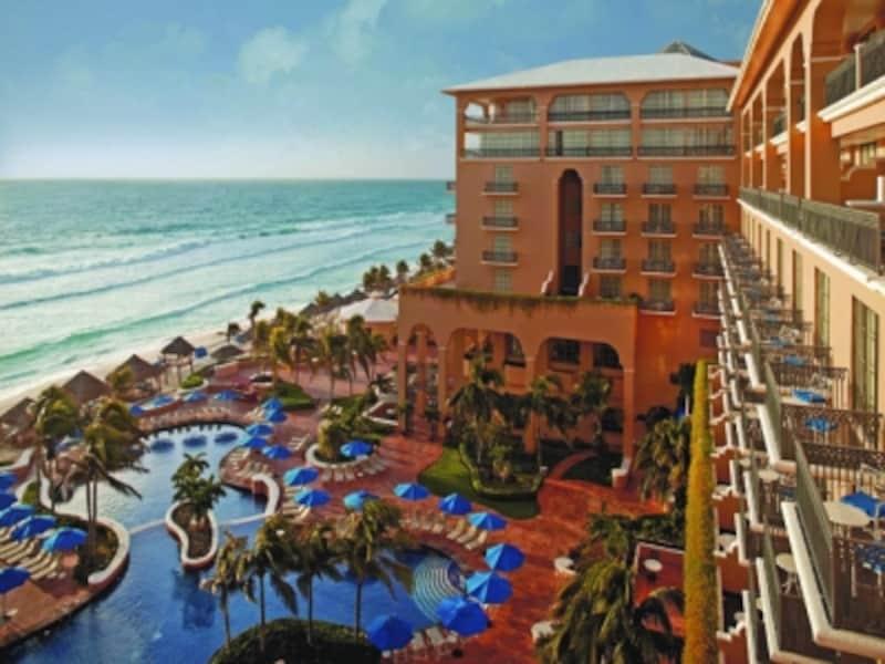 世界トップクラスのゴージャスホテル、ザ・リッツ・カールトン・カンクン