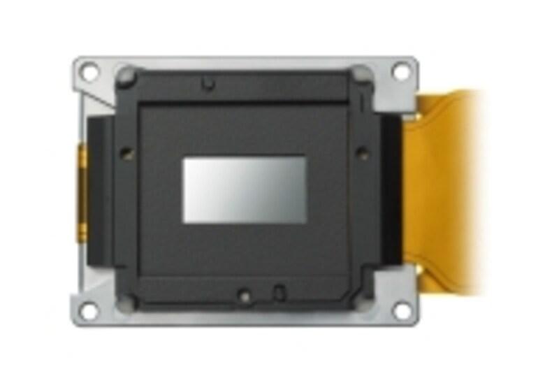 ソニーundefined0.74型4KSXRDデバイス