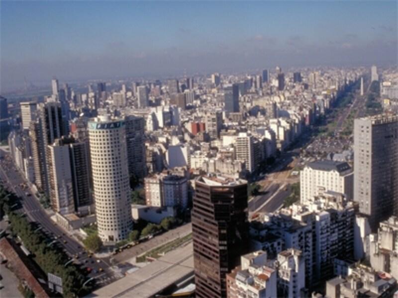 ブエノスアイレスでは、地下鉄はもっとも気軽に利用できる交通手段