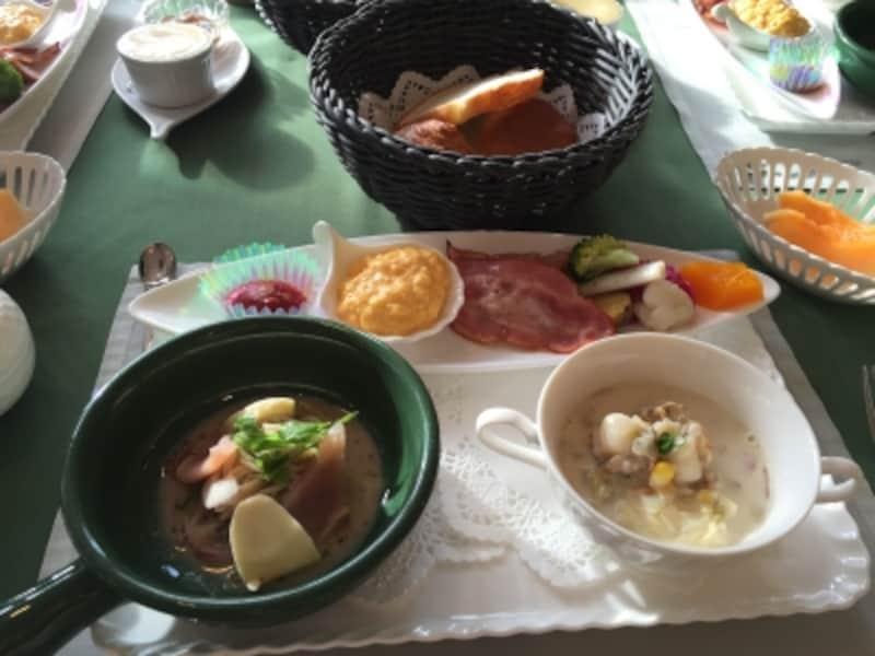 清さとundefined朝食