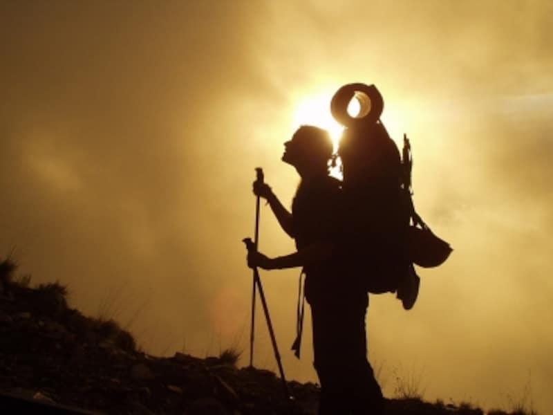 バックパックはアメリカで主に使われるリュックサックの呼び名。もともとはキャンプや登山用の背負い袋を指す