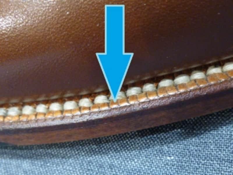 「ウェルト」について考えてみた!紳士靴の製法あれこれ