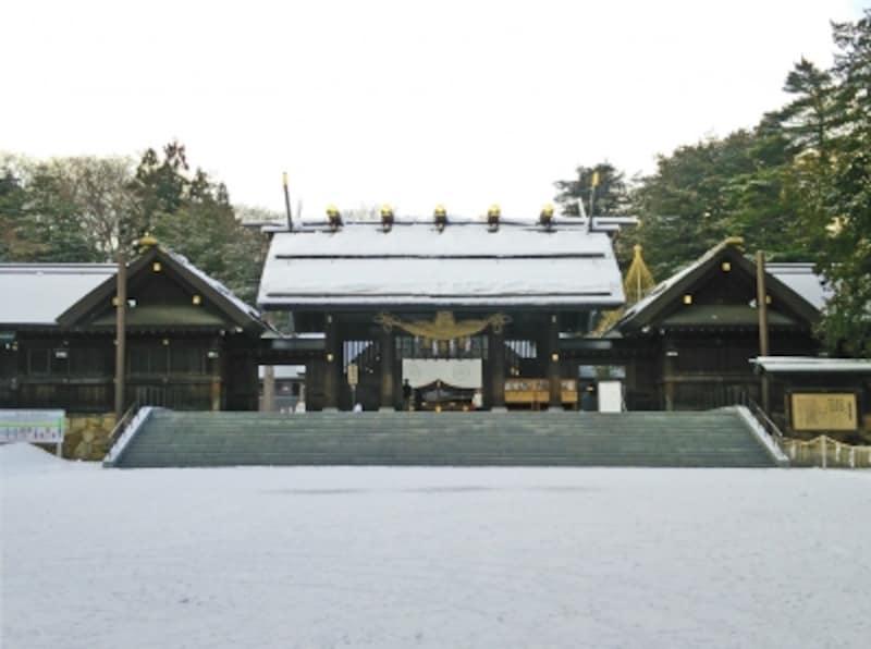 札幌の神社10選願いが叶うパワースポット