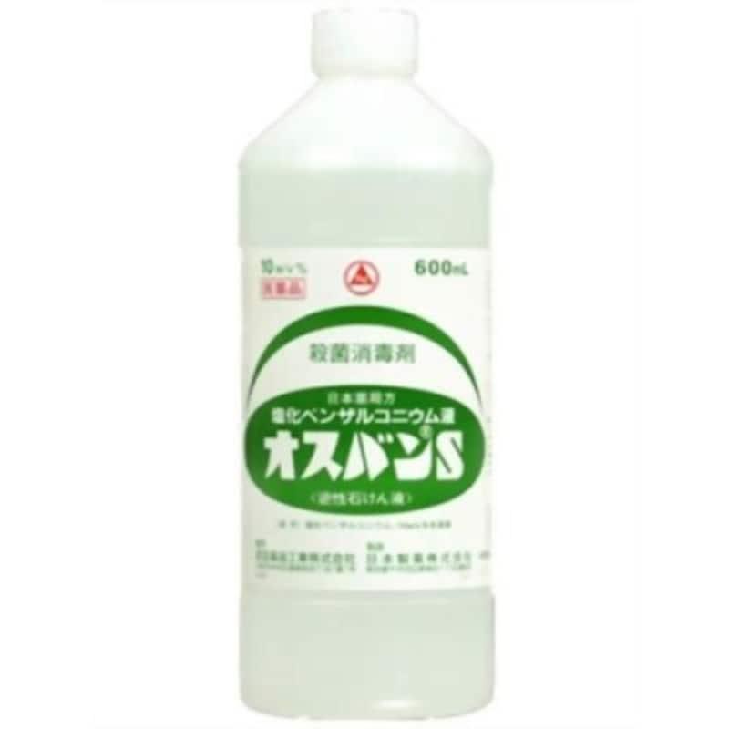 【第3類医薬品】オスバンS600mL