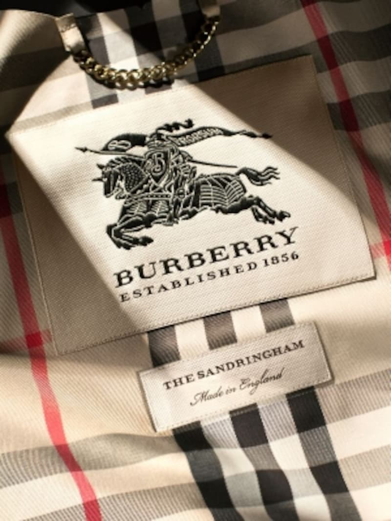 The Burberry Heritage Trench Coat