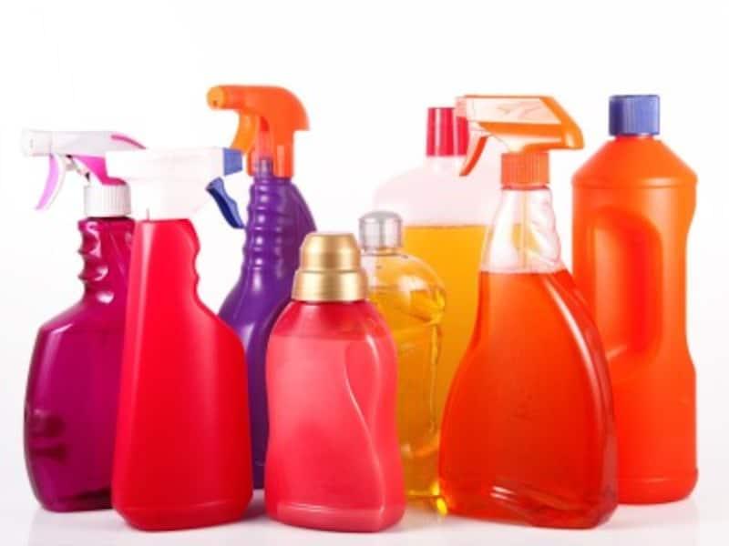 シャンプーなど洗剤類はどのくらいで消費するか