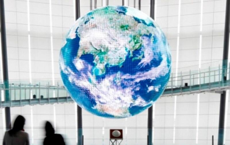 Geo-Cosmos(地球)