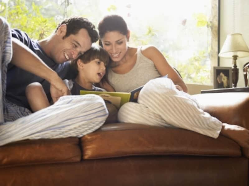 恋多き男性ほど、結婚すると奥様想いの子煩悩な夫に早代わりすることも。