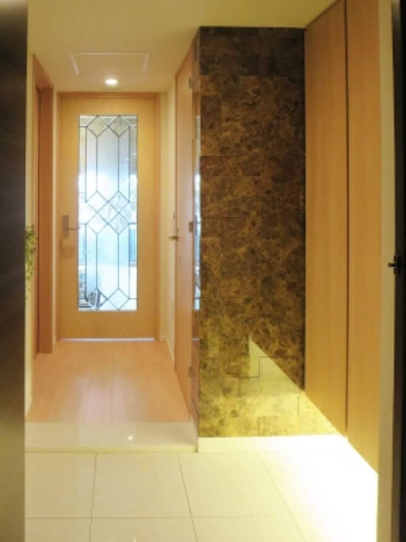 アフター玄関