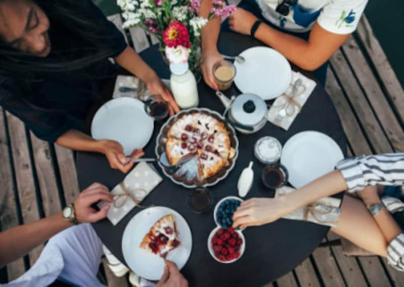 お菓子の大事な役割は、心の栄養。どうせ食べるなら楽しむことを意識したいですね