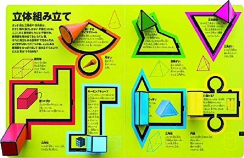 小学生の図鑑ランキング第7位『さわって学べる算数図鑑』