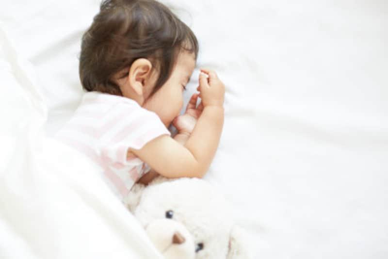 子供のお昼寝はなぜ大切といわれているのでしょうか