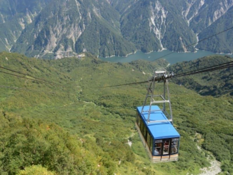立山ロープウェー