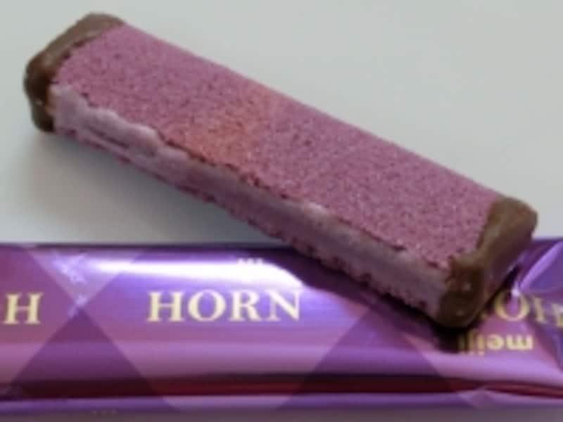 明治ガルボミニほっくり紫いも