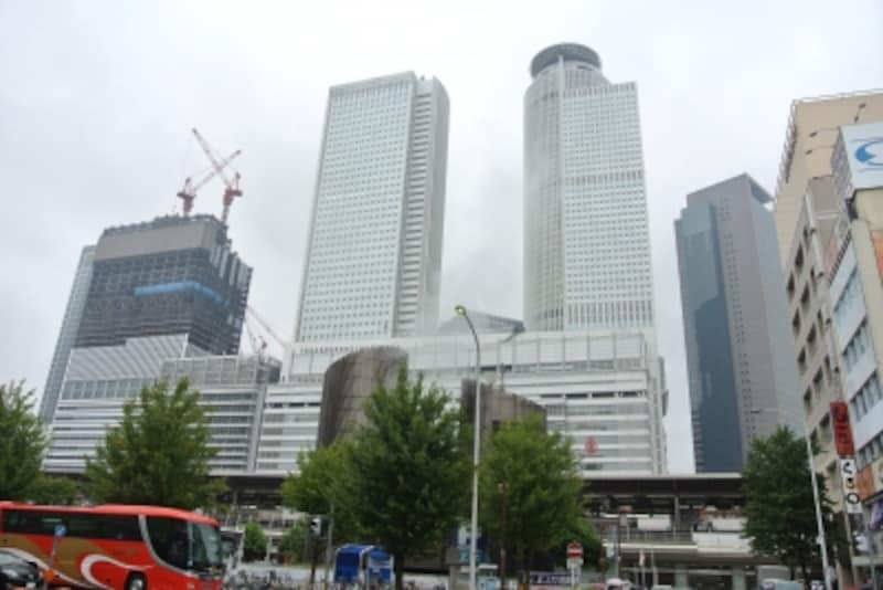 「名古屋」駅界隈