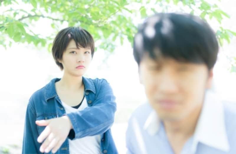 彼女とは……他人とは分かり合えないなら、争わないというのが彼の言い分。