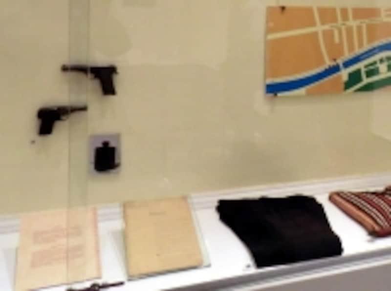 サラエボ博物館には実行犯プリンツィプの使用した拳銃も