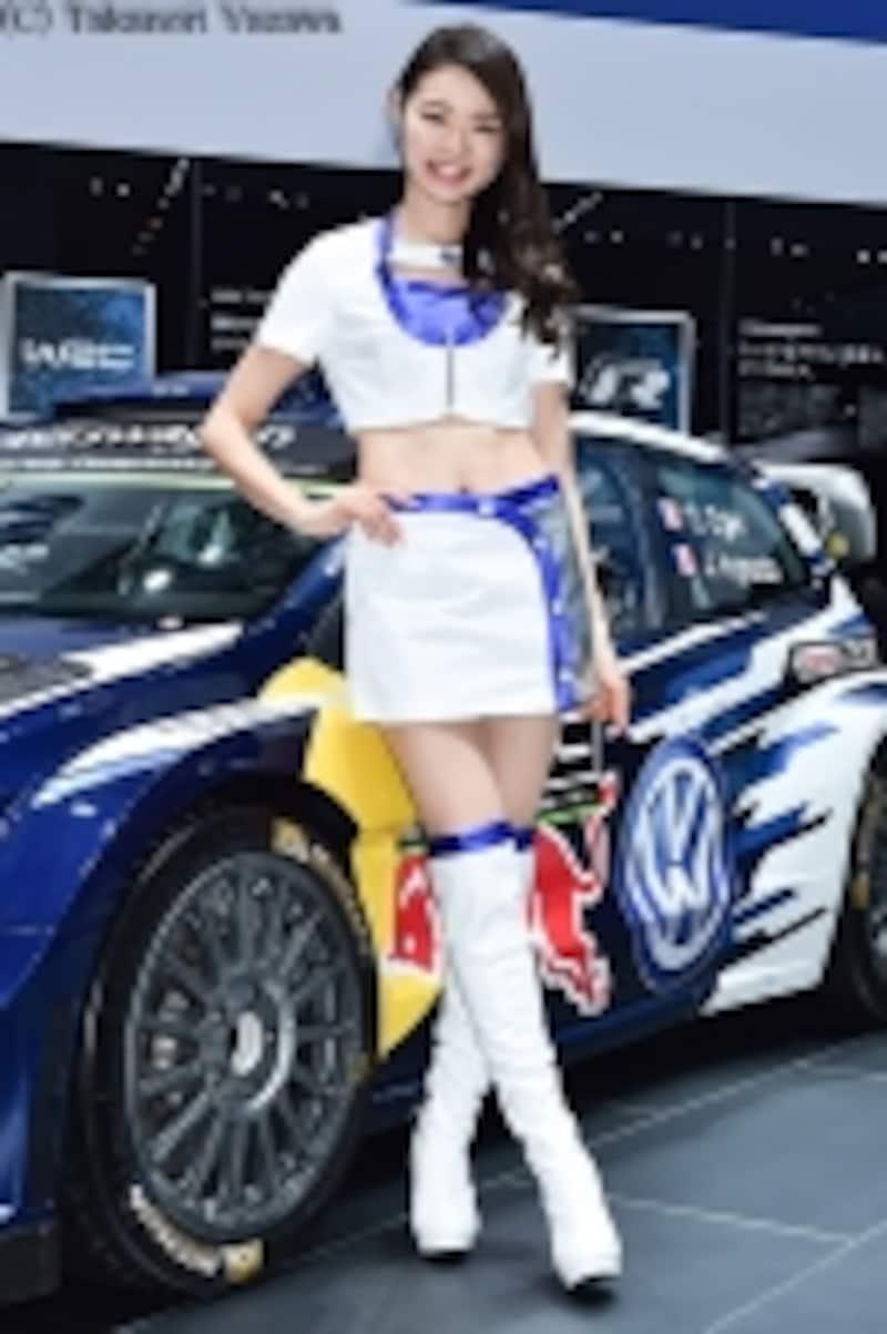 安西恵梨/Volkswagen