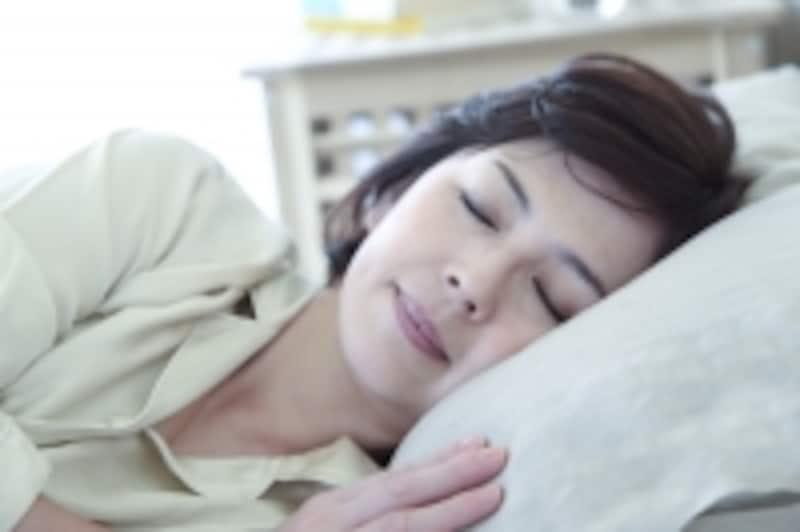 中高年の眠り
