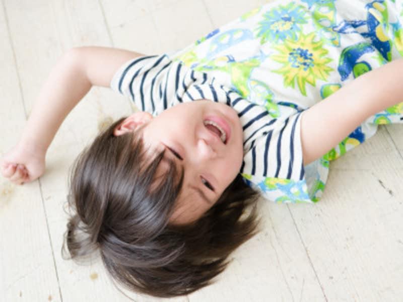 2歳児の癇癪・イヤイヤ期子供のサイン