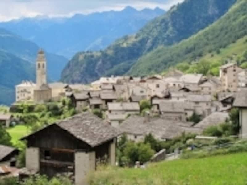 ソーリオの村全景