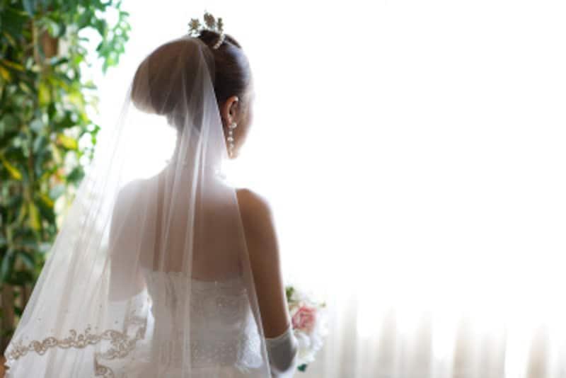 花嫁にとっても、本当の父親は大切な人