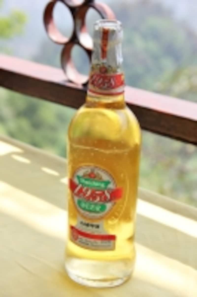 重慶の地ビール「山城」