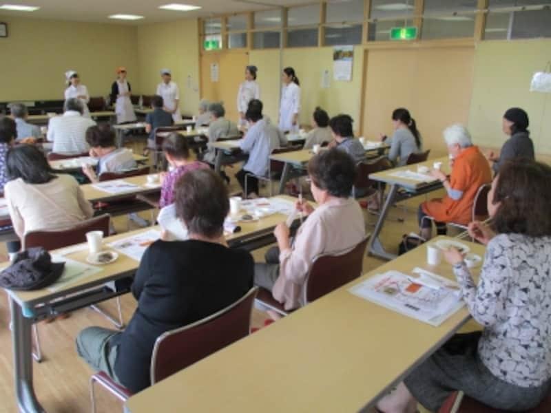 健康栄養教室