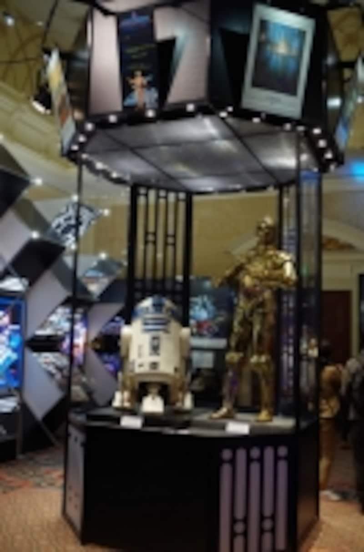 R2-D2とC3PO