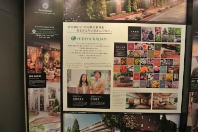 「ザ・パークハウス花小金井ガーデン」のプレゼンテーション