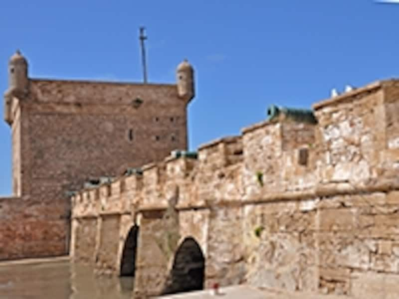 港の稜堡と海の門
