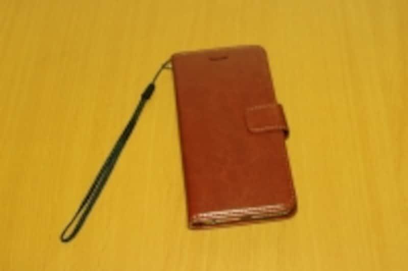 iPhone落下防止ストラップ