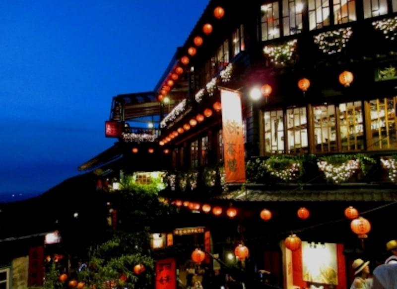夜の阿妹茶館