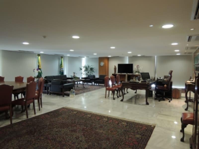 大統領の執務室