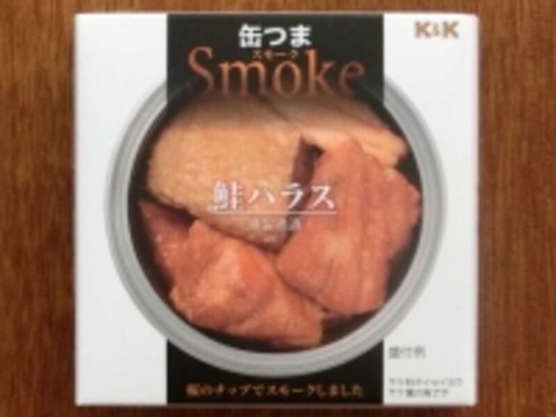 国分K&K缶つま鮭ハラス