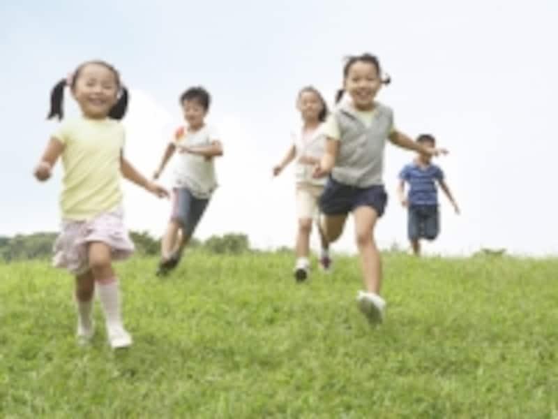子供たちのあふれるエネルギーをいい方向へ引き出すには?