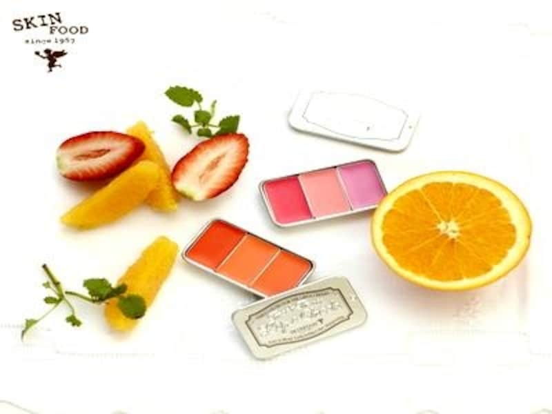 美味しくて身体に効く食材を肌に届ける、そんな面白い発想で次々と新商品が誕生しています
