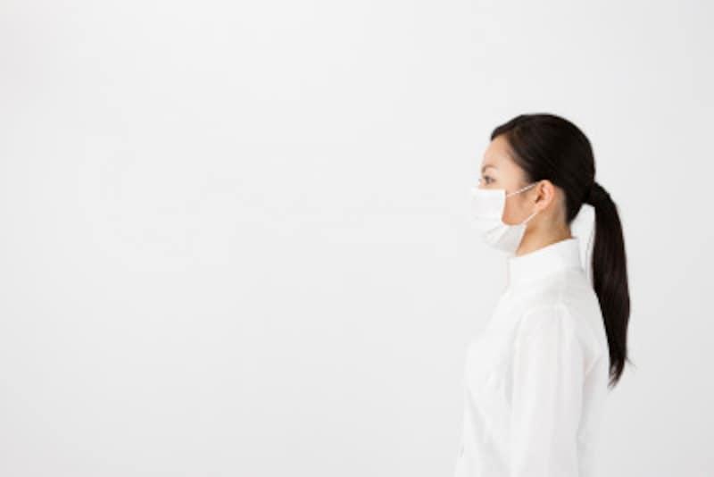 マスクにアロマオイルを直接つけないで!アロマスプレーの作り方