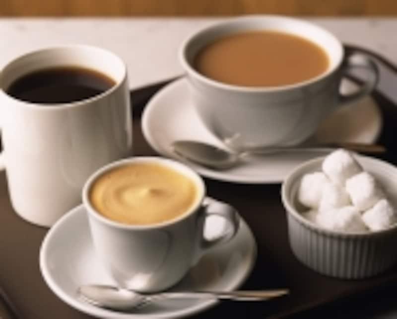 紅茶、珈琲