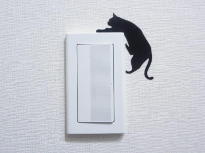 猫のシール
