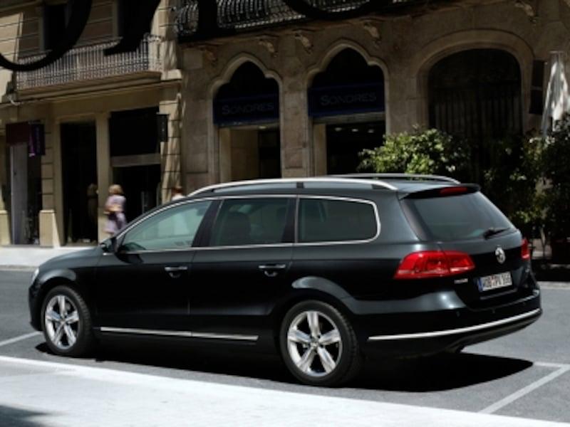 VWパサートヴァリアントundefinedリア