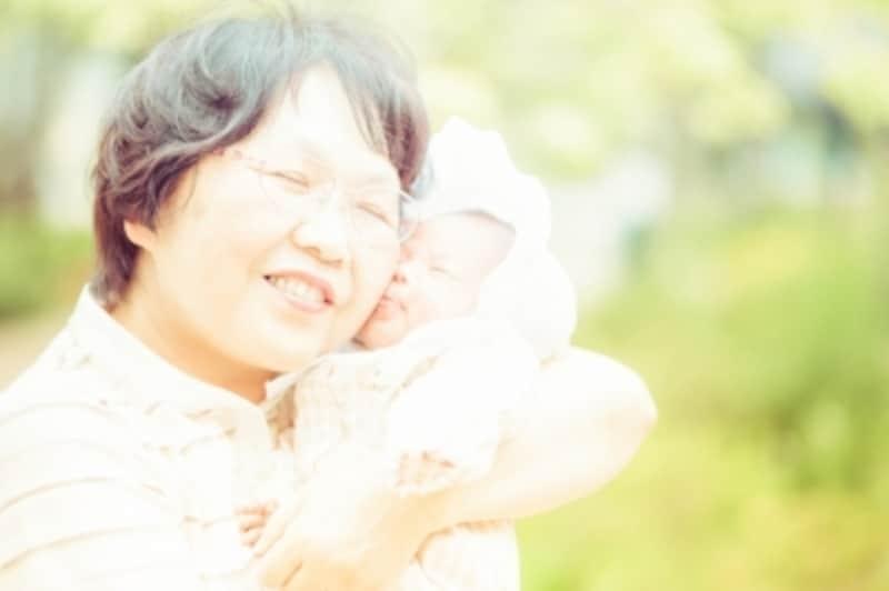 ドールセラピー おばあちゃんと孫