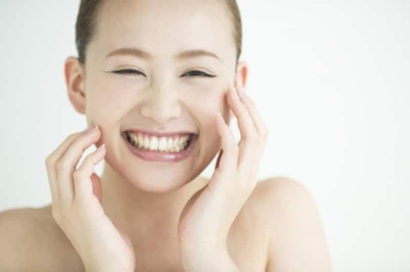 ピュアで正直な笑顔と心はいくつになっても魅力的です。